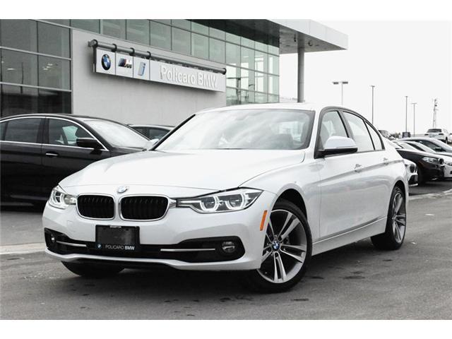 2018 BMW 330 i xDrive (Stk: 8013911) in Brampton - Image 1 of 12