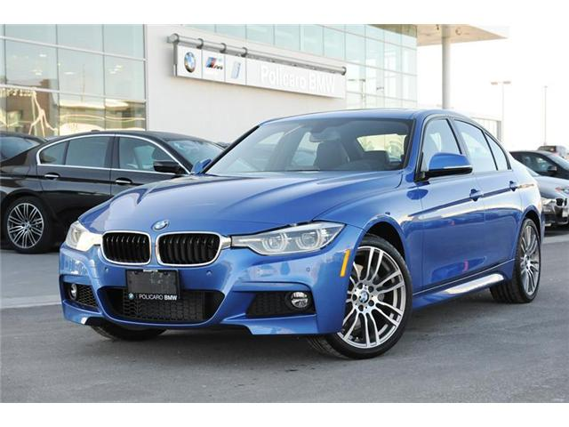 2018 BMW 340 i xDrive (Stk: 8411856) in Brampton - Image 1 of 12