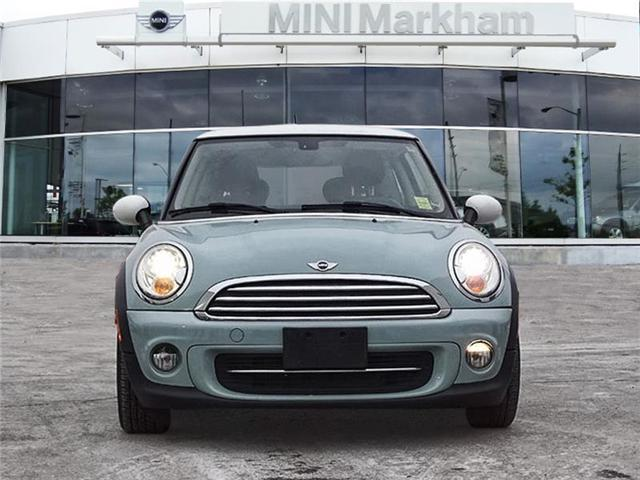 2013 Mini Hatch Cooper (Stk: M4922A) in Markham - Image 2 of 13