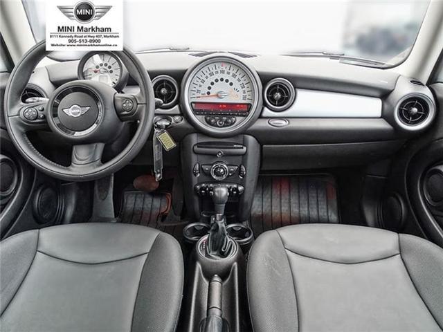 2013 Mini Hatch Cooper (Stk: M4922A) in Markham - Image 9 of 13