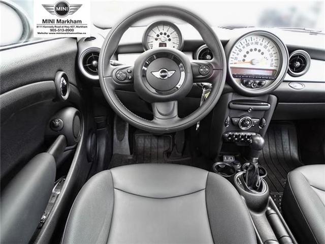 2013 Mini Hatch Cooper (Stk: M4922A) in Markham - Image 10 of 13