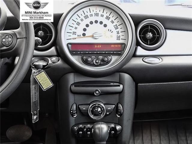 2013 Mini Hatch Cooper (Stk: M4922A) in Markham - Image 11 of 13