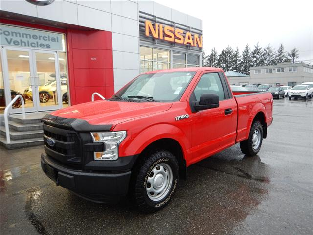 2016 Ford F-150  (Stk: N79-0513A) in Chilliwack - Image 1 of 17
