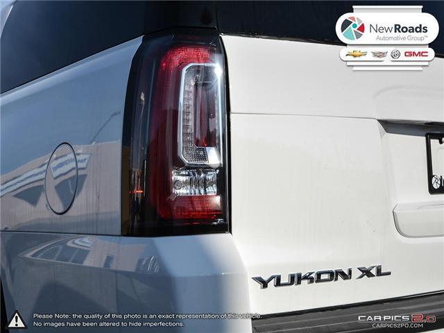 2018 GMC Yukon XL SLT (Stk: R179264) in Newmarket - Image 28 of 30