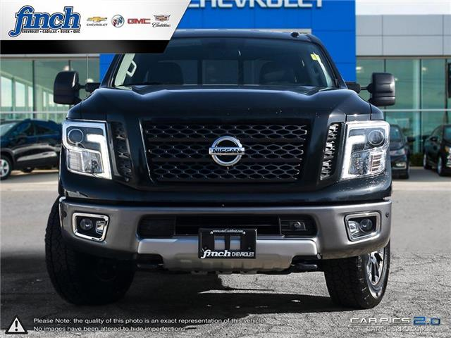 2017 Nissan Titan XD PRO-4X Diesel (Stk: 139756) in London - Image 2 of 27