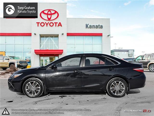 2015 Toyota Camry SE (Stk: 87762B) in Ottawa - Image 2 of 28