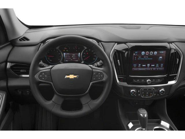 2018 Chevrolet Traverse High Country (Stk: T8T027) in Mississauga - Image 4 of 9