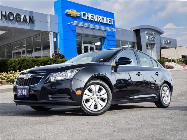 2014 Chevrolet Cruze 1LT (Stk: A155500) in Scarborough - Image 1 of 25