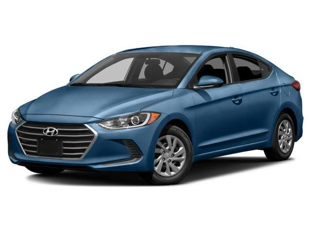 2018 Hyundai Elantra  (Stk: 605798) in Whitby - Image 1 of 9