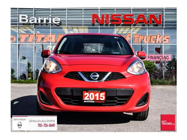 2015 Nissan Micra SV (Stk: 17764A) in Barrie - Image 2 of 19