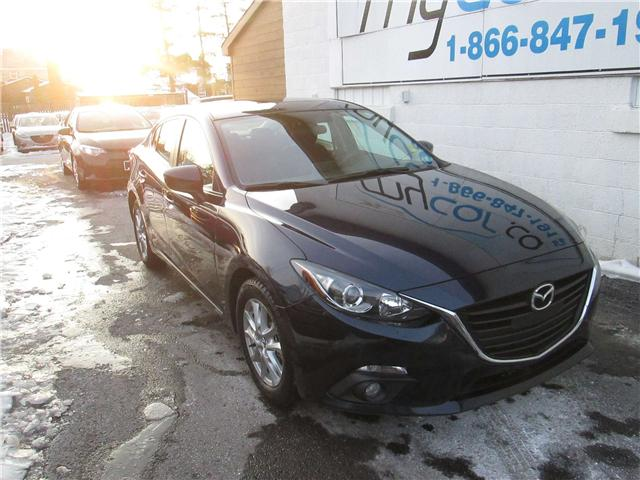 2015 Mazda Mazda3 GS (Stk: 180056) in Richmond - Image 1 of 14