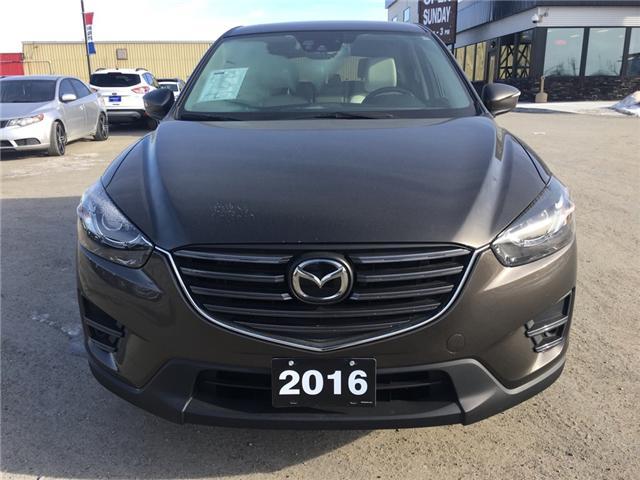 2016 Mazda CX-5 GT (Stk: 17742) in Sudbury - Image 2 of 14