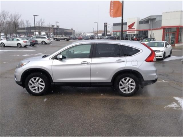 2015 Honda CR-V SE (Stk: U15101) in Barrie - Image 2 of 14