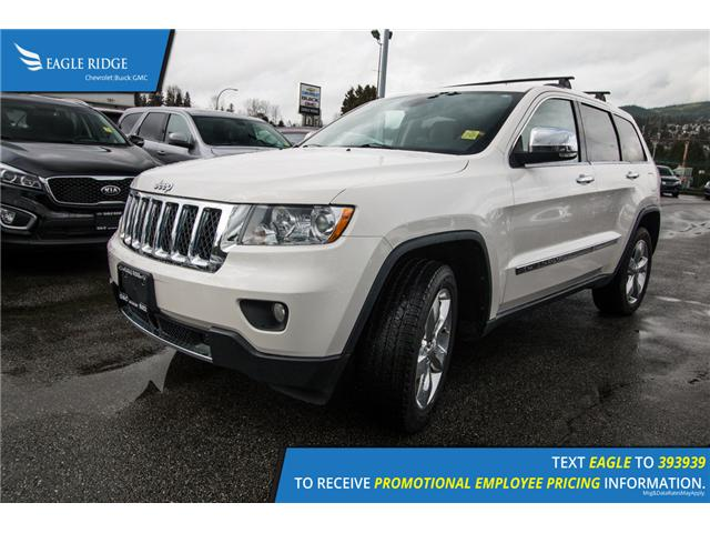 2012 Jeep Grand Cherokee Overland (Stk: 128031) in Coquitlam - Image 1 of 17
