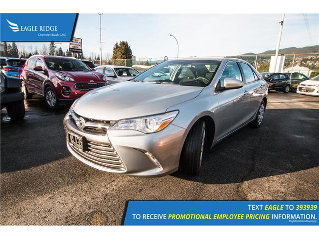 2016 Toyota Camry LE (Stk: 168376) in Coquitlam - Image 1 of 16