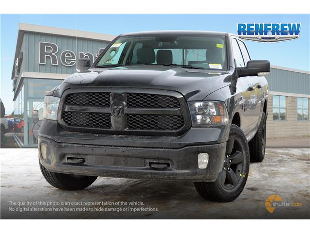 2018 RAM 1500 SLT (Stk: J101) in Renfrew - Image 1 of 20