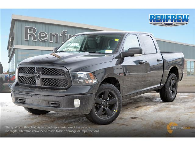 2018 RAM 1500 SLT (Stk: J101) in Renfrew - Image 2 of 20