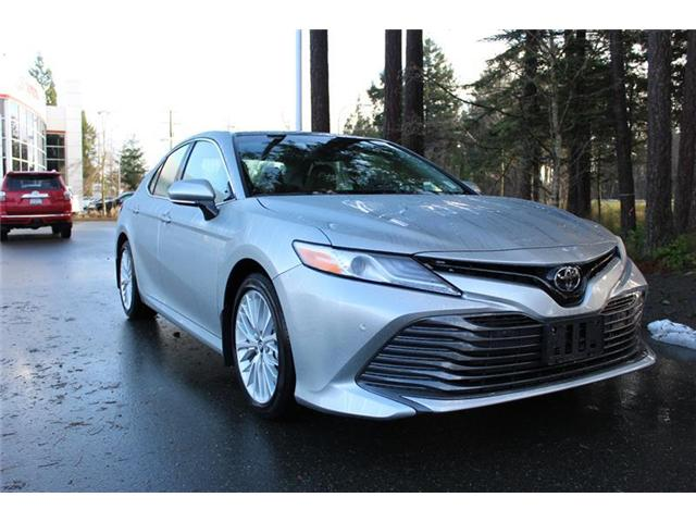 2018 Toyota Camry  (Stk: 11610) in Courtenay - Image 1 of 28