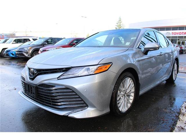 2018 Toyota Camry  (Stk: 11610) in Courtenay - Image 6 of 28