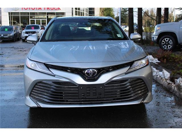 2018 Toyota Camry  (Stk: 11610) in Courtenay - Image 7 of 28