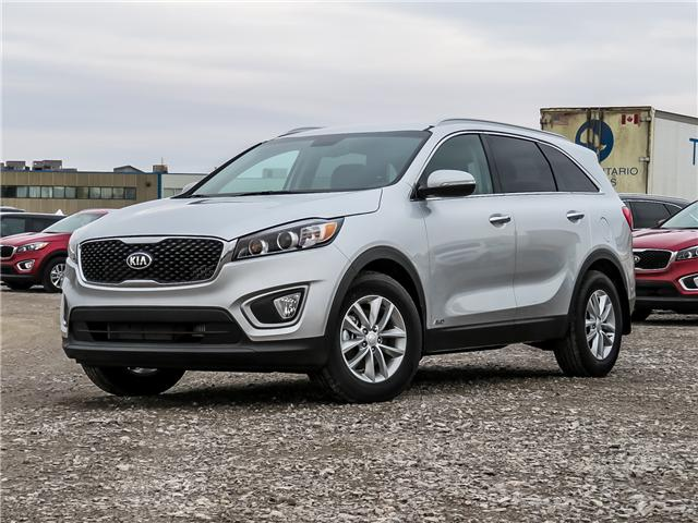 2017 Kia Sorento 2.0L LX Turbo (Stk: 6386P) in Scarborough - Image 1 of 24