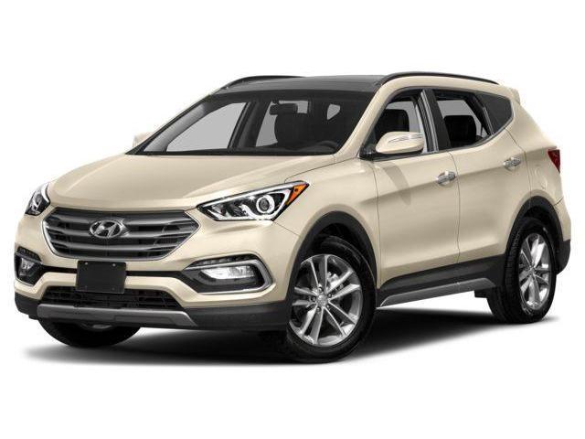 2018 Hyundai Santa Fe Sport  (Stk: SF88008) in Edmonton - Image 1 of 9