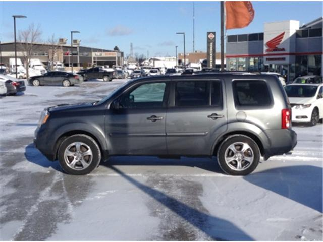 2013 Honda Pilot EX-L (Stk: U13299) in Barrie - Image 2 of 15