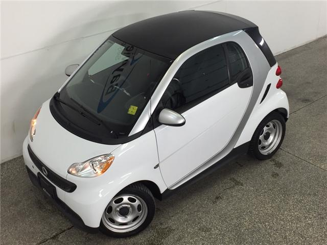 2013 Smart Fortwo - AUTO|A/C|BLUETOOTH|UNDER 23,500 KM! (Stk: 31862J) in Belleville - Image 2 of 20