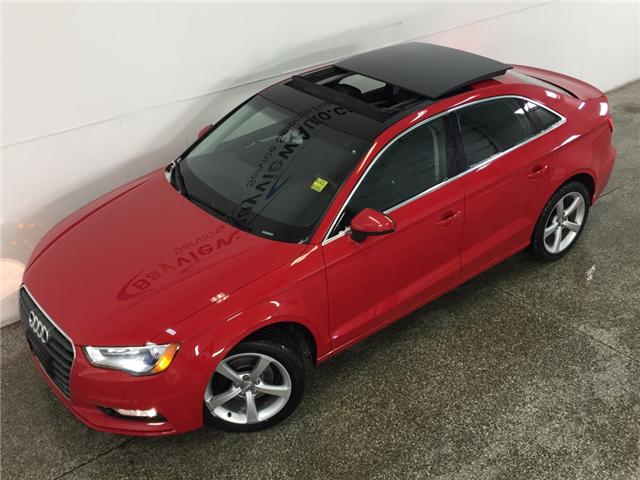 2015 Audi A3 KOMFORT- TDI|SUNROOF|HTD LTHR|BLUETOOTH|CRUISE! (Stk: 31978W) in Belleville - Image 2 of 24
