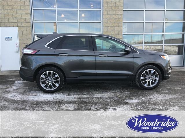 2017 Ford Edge Titanium (Stk: 16812) in Calgary - Image 2 of 20