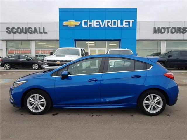 2017 Chevrolet Cruze Hatch LT Auto (Stk: 179330) in Fort Macleod - Image 1 of 23