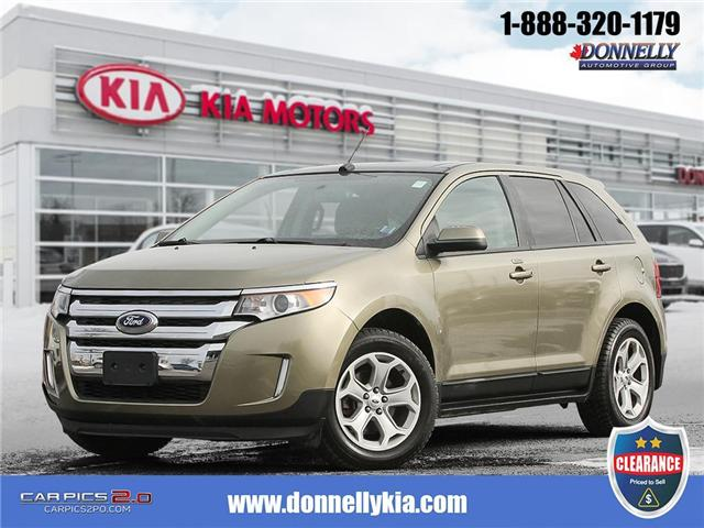 2013 Ford Edge SEL (Stk: CLKR41A) in Kanata - Image 1 of 30