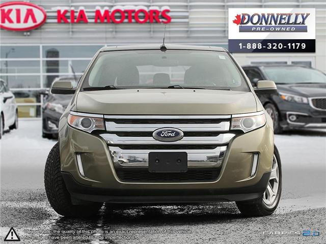 2013 Ford Edge SEL (Stk: CLKR41A) in Kanata - Image 2 of 30