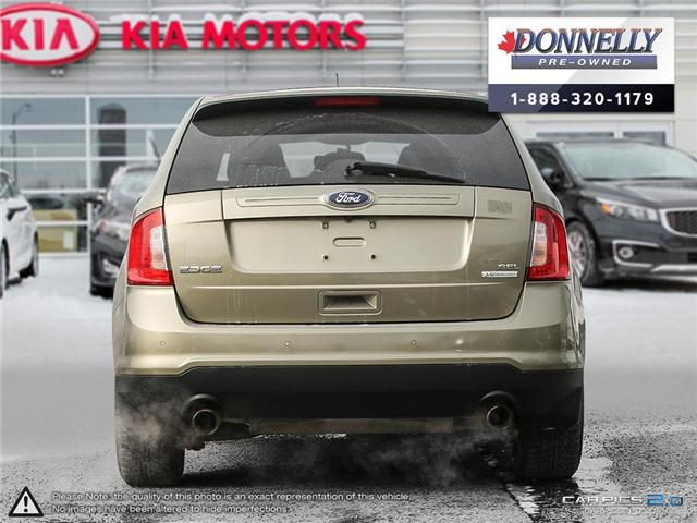 2013 Ford Edge SEL (Stk: CLKR41A) in Kanata - Image 5 of 30