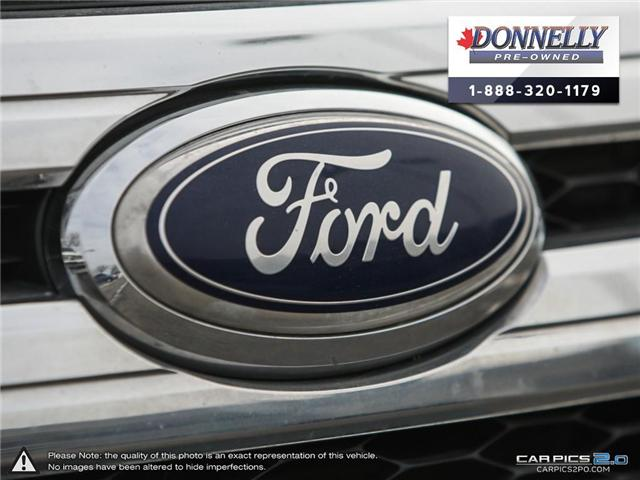 2013 Ford Edge SEL (Stk: CLKR41A) in Kanata - Image 9 of 30