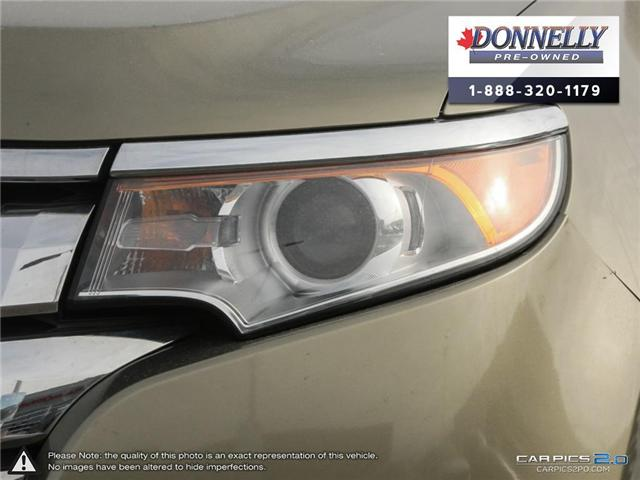2013 Ford Edge SEL (Stk: CLKR41A) in Kanata - Image 10 of 30
