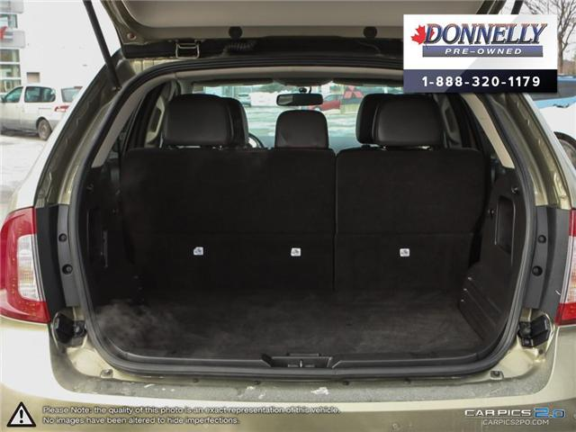 2013 Ford Edge SEL (Stk: CLKR41A) in Kanata - Image 11 of 30