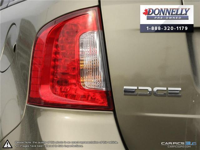 2013 Ford Edge SEL (Stk: CLKR41A) in Kanata - Image 12 of 30