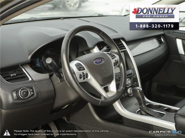 2013 Ford Edge SEL (Stk: CLKR41A) in Kanata - Image 13 of 30