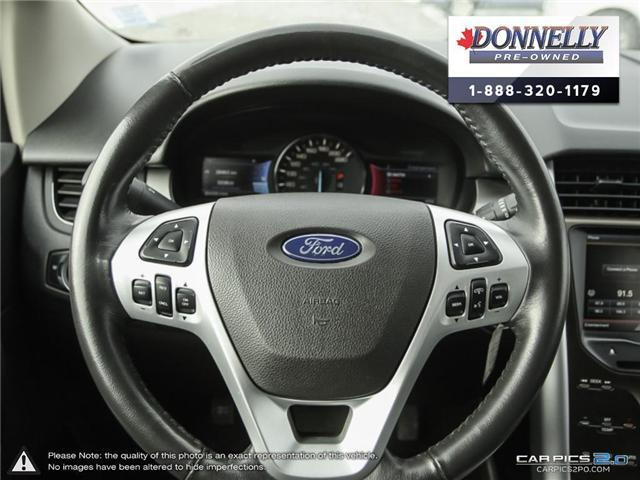 2013 Ford Edge SEL (Stk: CLKR41A) in Kanata - Image 14 of 30