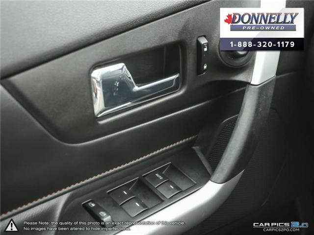 2013 Ford Edge SEL (Stk: CLKR41A) in Kanata - Image 17 of 30