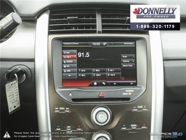 2013 Ford Edge SEL (Stk: CLKR41A) in Kanata - Image 21 of 30