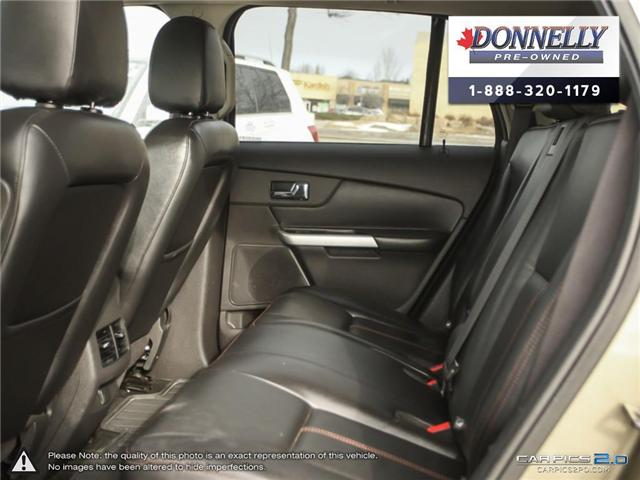 2013 Ford Edge SEL (Stk: CLKR41A) in Kanata - Image 24 of 30