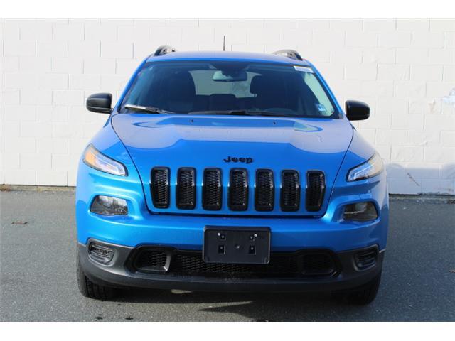 2018 Jeep Cherokee Sport (Stk: D593258) in Courtenay - Image 2 of 30