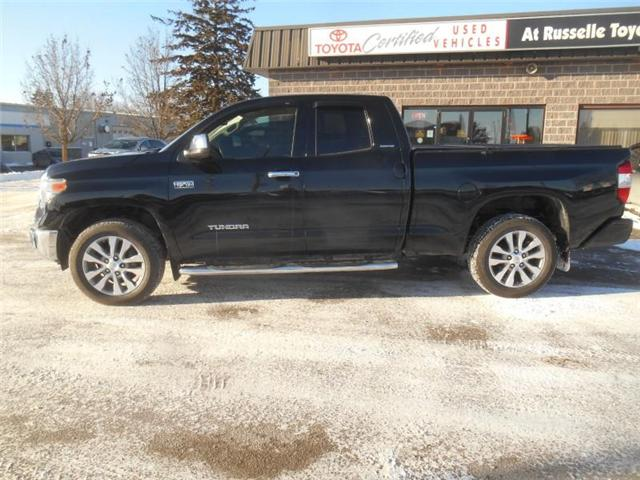 2016 Toyota Tundra  (Stk: U7136) in Peterborough - Image 2 of 9