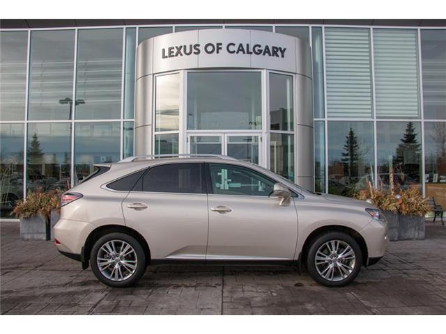 2014 Lexus RX 350 Base (Stk: 180055A) in Calgary - Image 1 of 14