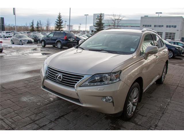 2014 Lexus RX 350 Base (Stk: 180055A) in Calgary - Image 2 of 14