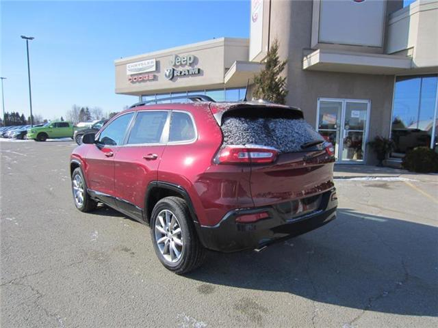 2018 Jeep Cherokee North (Stk: 18082) in Perth - Image 2 of 11