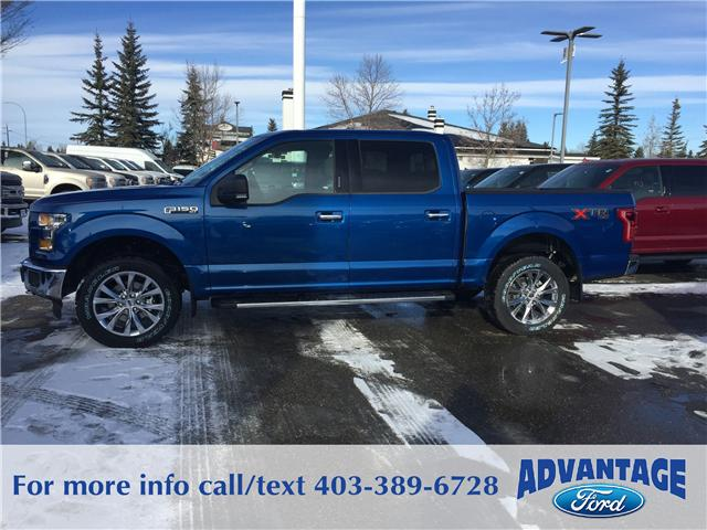 2017 Ford F-150 XLT (Stk: H-1594) in Calgary - Image 2 of 5