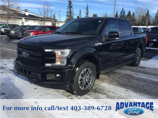 2018 Ford F-150 Lariat (Stk: J-286) in Calgary - Image 1 of 5